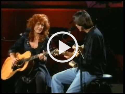 "Bonnie Raitt & Jackson Browne ""Opening Farewell"""