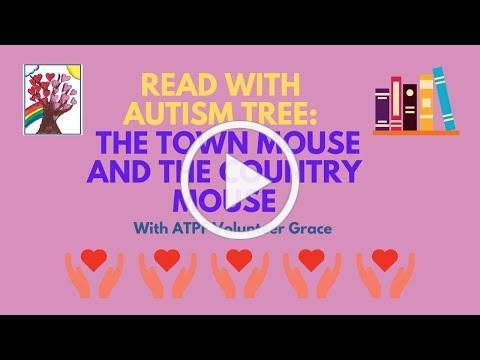 ATPF Volunteer Grace Karmazin Reads