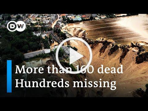 Floods in Germany: Could loss of life have been prevented? | DW News