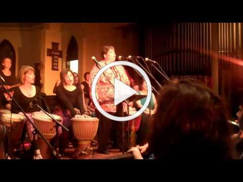 Kuku - Sherry Gingras and the Drumsistas