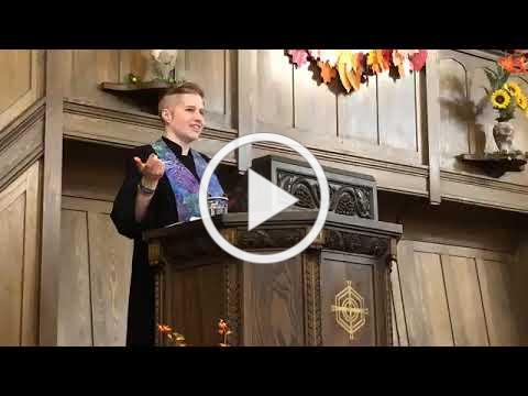 Embracing Imperfection with Rev. Lane Campbell