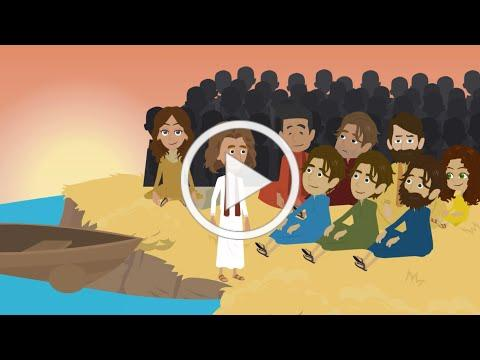 Catholic Kids Homilies- Unending Loaves, Unending Love! Ordinary Time 18A