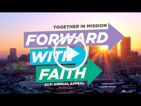 Together in Mission 2021 || Forward with Faith