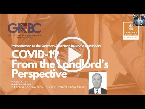 COVID-19 From the Landlord's Perspective (Presented by GABC)