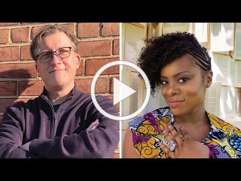 VCCA Fireplace Series 23: David Ebenbach & Nana Nkweti