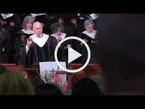 """Hymn of Perpetration """"When Jesus Came to Jordan"""""""