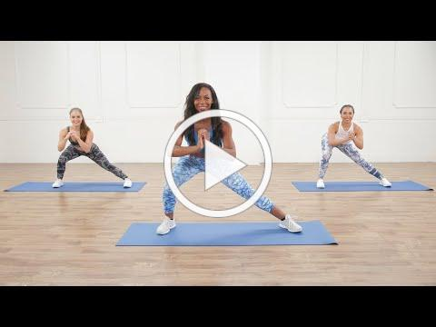 30-Minute No-Equipment Full-Body Toning Workout