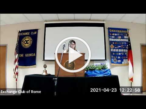 Exchange Club Family Resource Center Poetry Contest