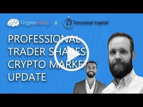 Professional Trader Shares Crypto Market Update | Eric Kasanowski | CryptoWeekly Podcast