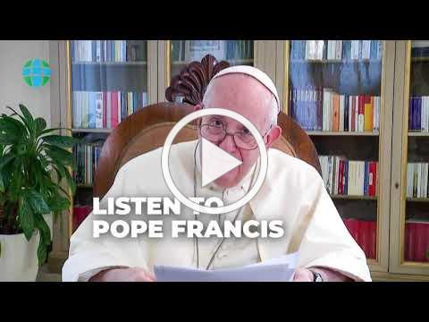 Listen to Pope Francis and divest from fossil fuels today!