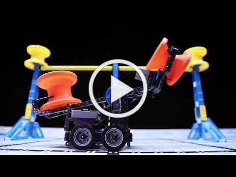 VEX IQ Challenge Next Level- 2018-2019 VEX IQ Challenge Game