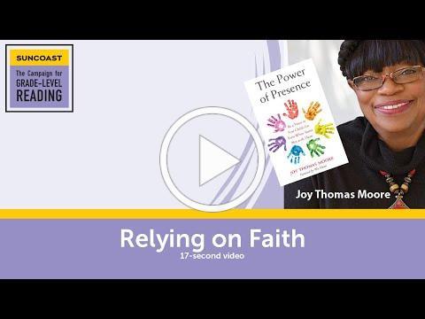 Power of Presence Webinars: Relying on Faith
