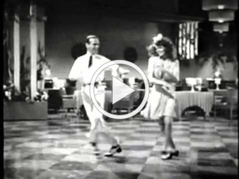 Fred Astaire and Rita Hayworth - Amazing dance scene