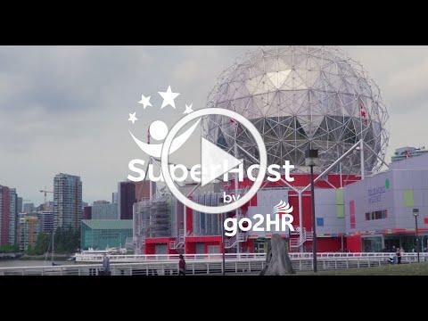 SuperHost® Training Program Relaunch Event