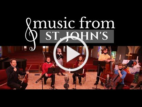 Music from St. John's | Aspen Quintet