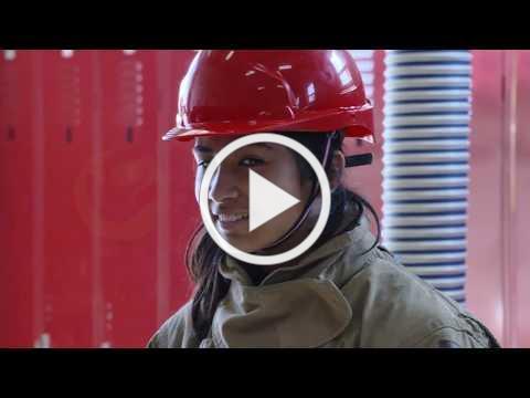 Women of Norfolk Fire Rescue