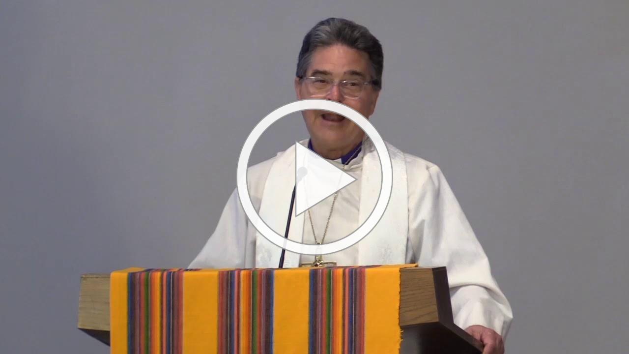 Bishop Andy Taylor Sermon for April 19, 2020