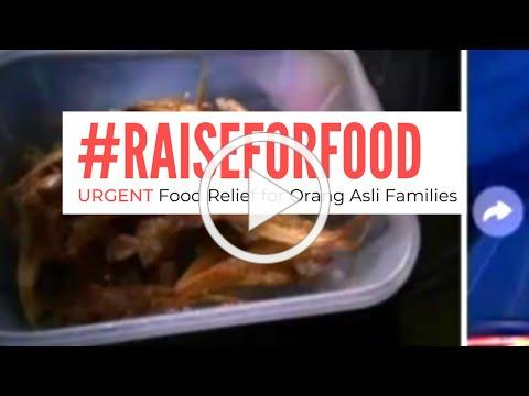 #Raiseforfood: Your Generosity Makes a Difference