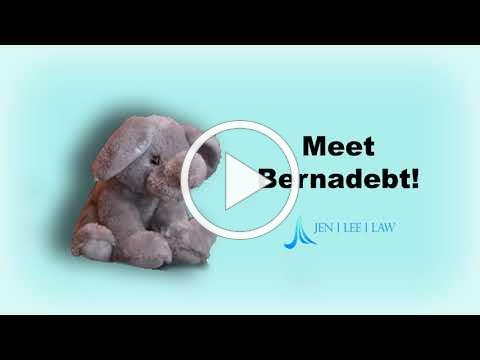 Meet Bernadebt at Jen Lee Law