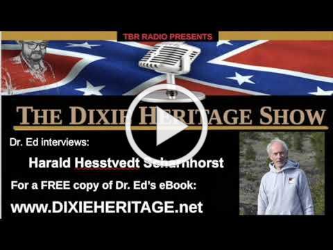 TBR'S DIXIE HERITAGE SHOW, FEB. 21, 2020 - Harald Hesstvedt Scharnhorst