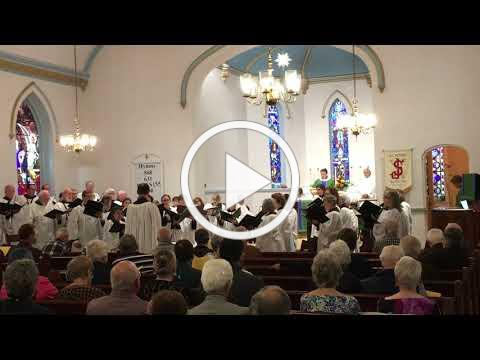 The Road Home, arr. Stephen Paulus - St. Margaret's and St. Peter's Church