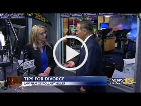 KRDO Noon News - Tips for Divorce with Denise Gonzales of Pollart Miller LLC