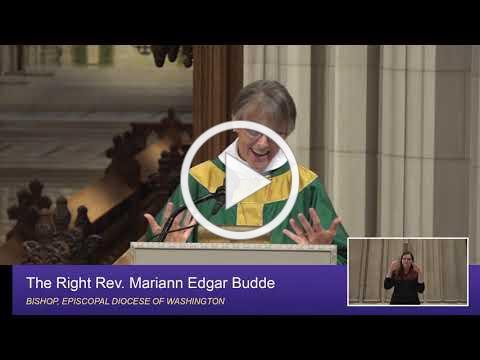 August 30, 2020: Sunday Sermon by The Right Rev Mariann Edgar Budde
