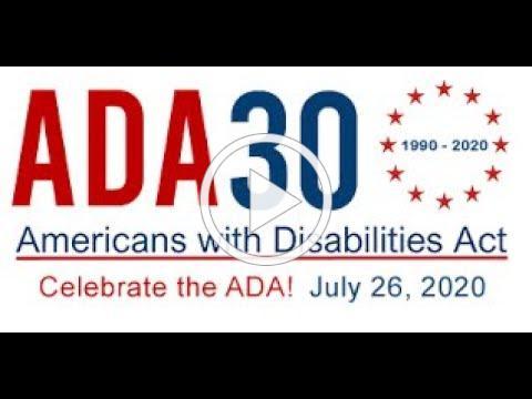 30th Anniversary of the ADA