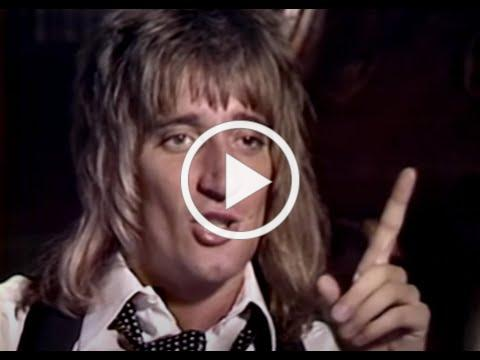 Rod Stewart - Tonight's The Night (Gonna Be Alright) (Official Video)