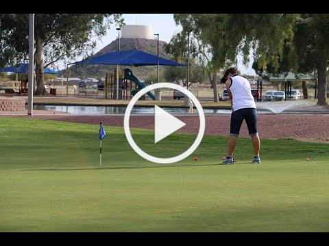 Dave White Golf Course - Golf Cart Campaign