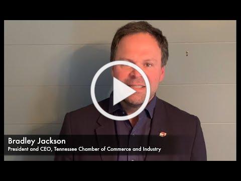 Bradley Jackson - TN Chamber video 3/23/2020