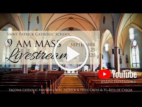 Mass | September 25, 2020