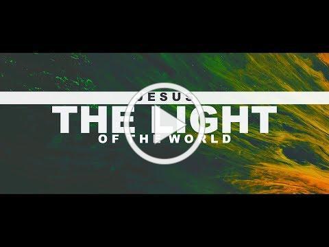 JESUS - THE LIGHT OF THE WORLD 💡 Christian Motivational Video
