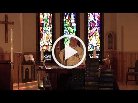 Mass with Father Tom - Thursday, May 7, 2020