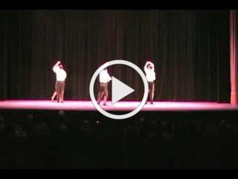 "Zabor Dance's ETNIA Tango Group Performing ""Boedo"""