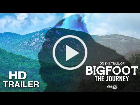 On the Trail of Bigfoot: The Journey - Trailer (new paranormal Bigfoot documentary film)