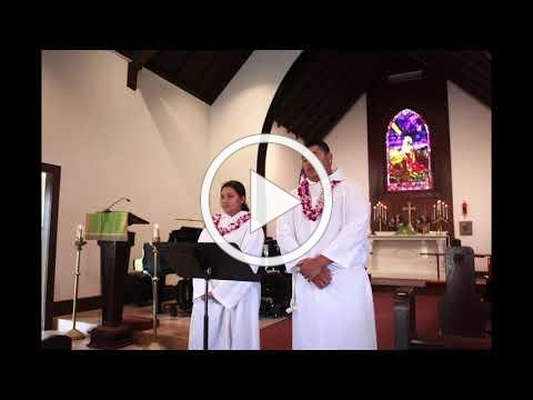 All Saintsʻ Youth Sunday 2018