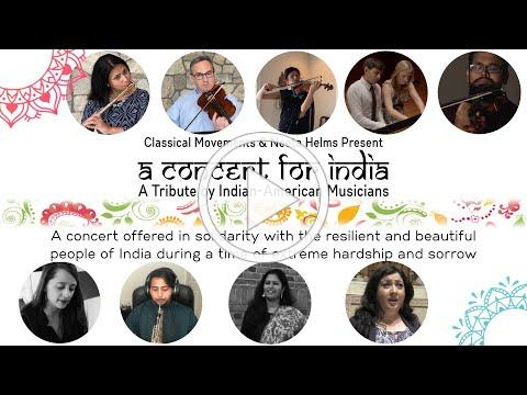 Concert for India: A Tribute by Indian-American Musicians