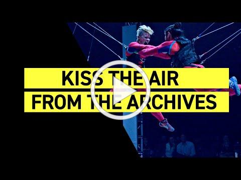 KISS THE AIR | From the Archives