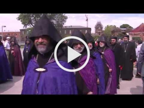 The Consecration of Bishop Daniel Findikyan