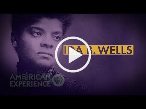 Ida B. Wells | The Vote | American Experience | PBS