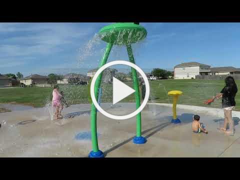 Green Meadows Splash Pad