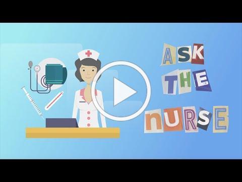 Ask the Nurse - Episode 1