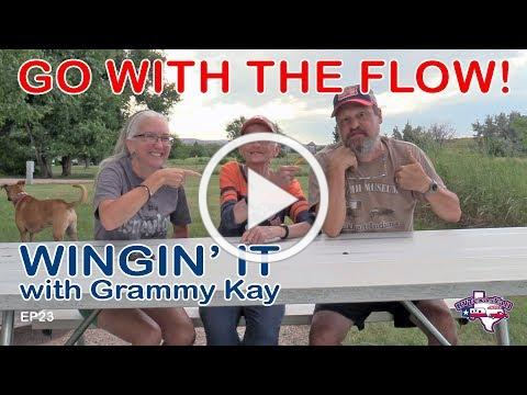 Go With The Flow | RV Travel Tips | Wingin' It, Ep 23 | RVTY