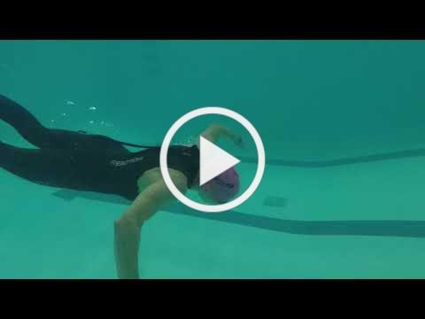 Breaststroke Pullout Demonstration