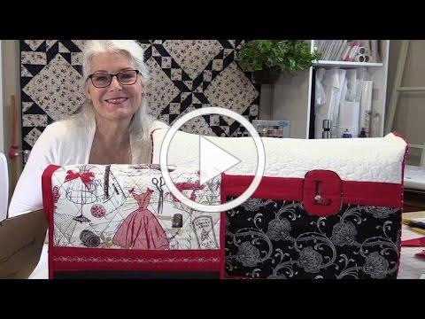 How to Make Your Own Custom Sewing Machine Cover