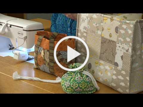 Top Tips for Sewing Bags