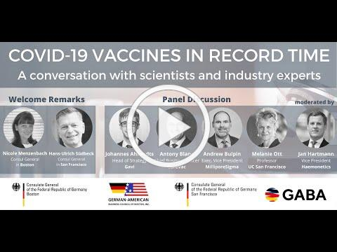 Covid-19 Vaccines in Record Time
