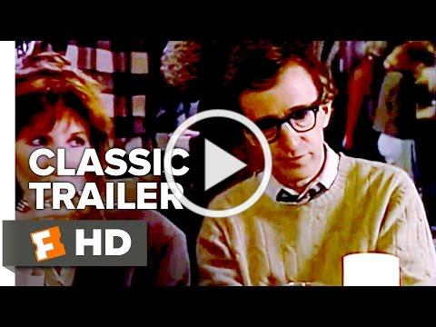 Crimes and Misdemeanors (1989) Official Trailer - Woody Allen, Anjelica Houston Movie HD