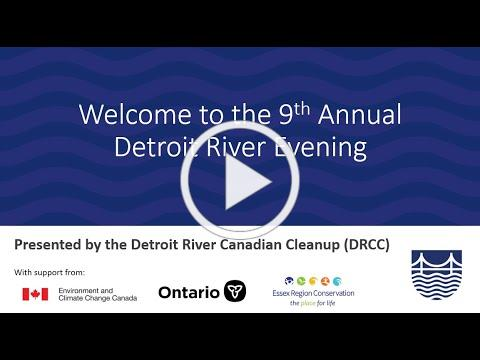 9th Annual Detroit River Evening